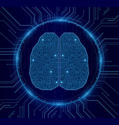 concept artificial vector image