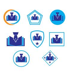 Education-logo design vector