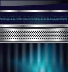 Modern glossy background vector