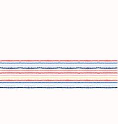 Red blue ocean regatta stripes seamless vector