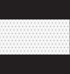 seamless background with rhombs vector image