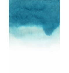 abstract blue ocean color gradient background vector image