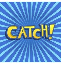 Game BG Cartoon vector image