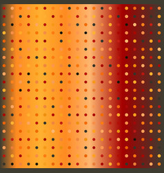 Polka dot pattern seamless vector