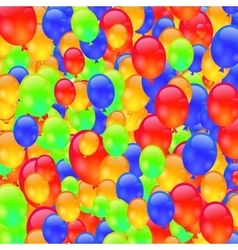 Colorful Ballons vector image