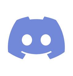 Discord logo vector