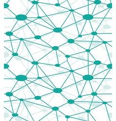web diagram network vector image vector image