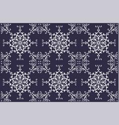 beautiful victorian mandala vintage decorative vector image