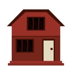 House home family residential vector