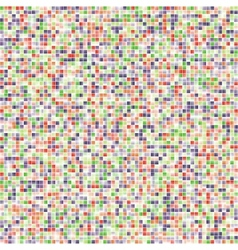 Mosaic Color Background vector image