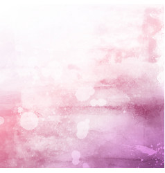pink watercolour texture background vector image vector image