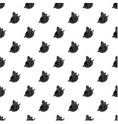 Gooseberry pattern seamless vector