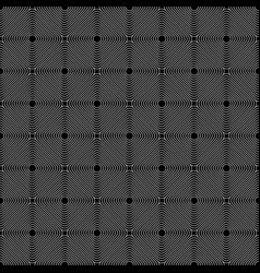 Repeatable square pattern with tilted squares vector