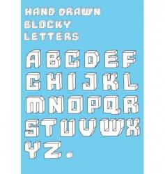 typography vector image