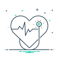 Cardiology surgery vector
