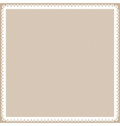 Lacy frame vector