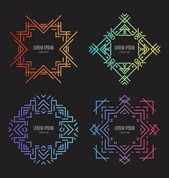 Tribal Logo vector image