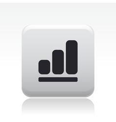 increase icon vector image vector image