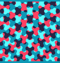 Abstract background with spots vector
