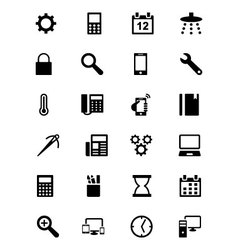 Tools Icons 1 vector