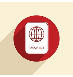 International passport vector
