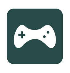 mobile application video game button web menu vector image