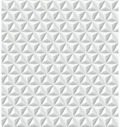 pyramid pattern vector image
