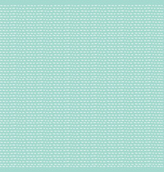 simple cute seamless pattern white stitches on vector image