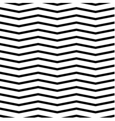 small zigzag wave lines seamless pattern vector image
