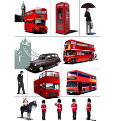 some london images vector image vector image