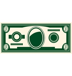 One dollar vector