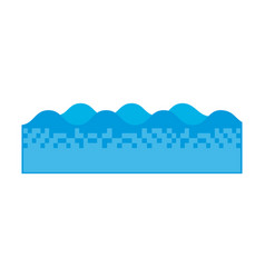 water game item vector image