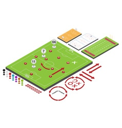 sport schemes vector image