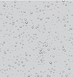 Background with bubbles vector