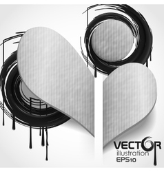 Creative Modern Abstract Background vector image