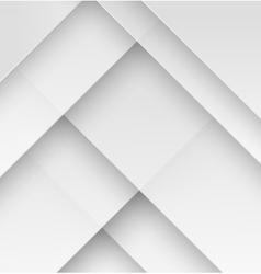White paper material design wallpaper vector image vector image