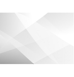white and gray color geometric gradient texture vector image