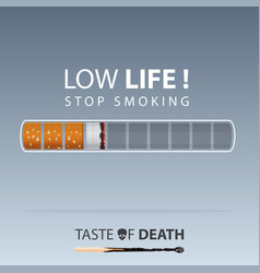May 31st world no tobacco day no smoking day vector