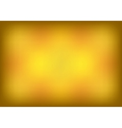 Orange Gold Celebrate Blur Background vector image vector image