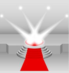illumination of the scene vector image