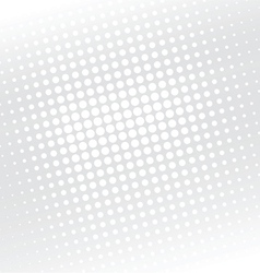 Abstract Gray Halftone Background vector image