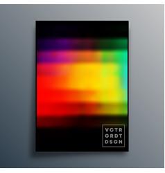 gradient background designed for poster wallpaper vector image