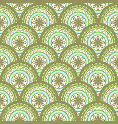 seamless abstract geometric pattern seamless vector image