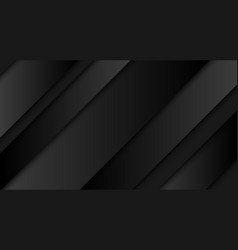 abstract black background diagonal lines vector image