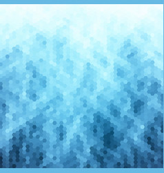 abstract blue technology background beautiful vector image