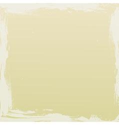Grunge Beige Background vector image