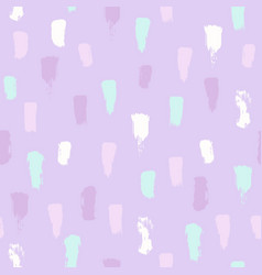 Violet abstract seamless pattern vector