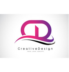Cd c d letter logo design creative icon modern vector