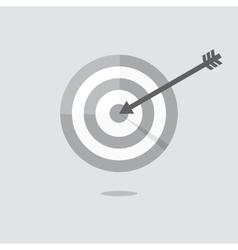 Darts target aim vector
