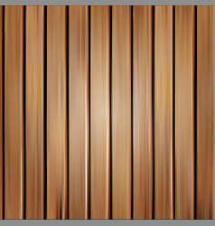 Isolated realistic seamless wooden texture vector